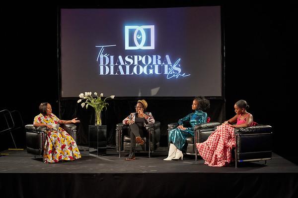 Diaspora Dialogues with Koshie Mills