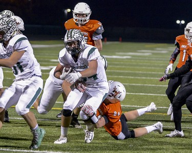 Elyria Catholic routs Normandy in GLC matchup