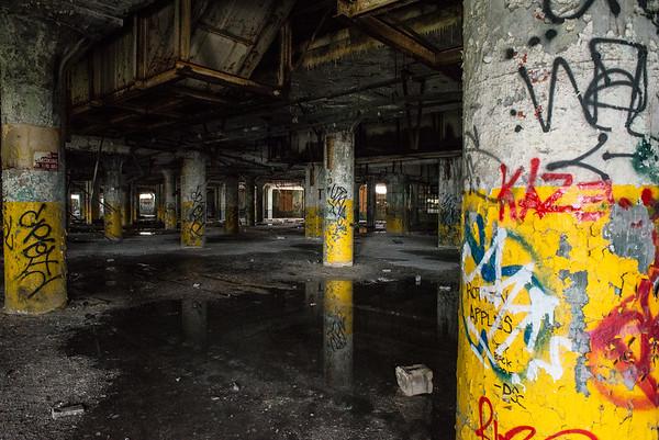 Fisher Body Plant #21, Detroit