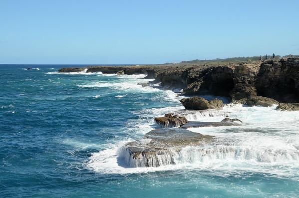 Barbados' North Point (January 2017)