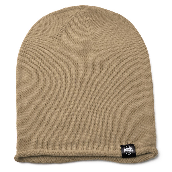 Outdoor Apparel - Organ Mountain Outfitters - Hat - Oversized Knit Beanie - Oatmeal.jpg