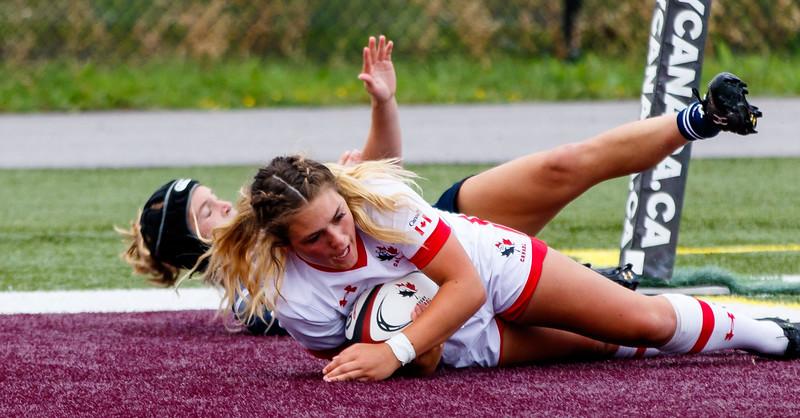 18U Canada vs USA Game 2