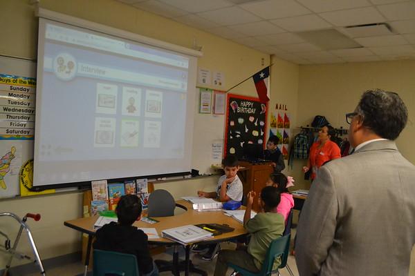 School Board Visit 11-17-19