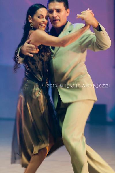 Carnaval de Tango con Erica Boaglio y Adrian Aragon