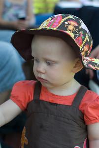 Födelsedagskalas Fristad 28 Juni 2009