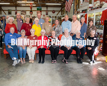 Christian County High School Classes Of 1960, 1961 & 1962 Joint Reunion