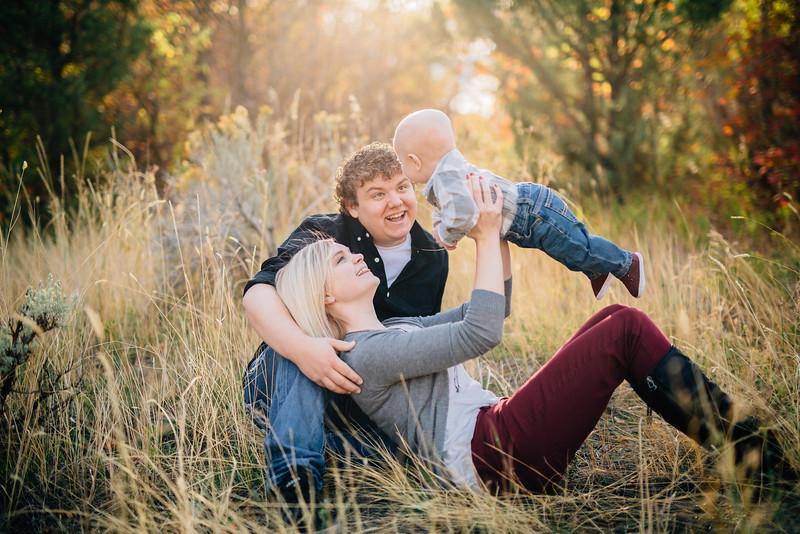 Logan Utah Family Portrait Photographer
