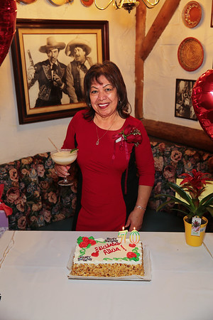 Alicia's 70th bday party
