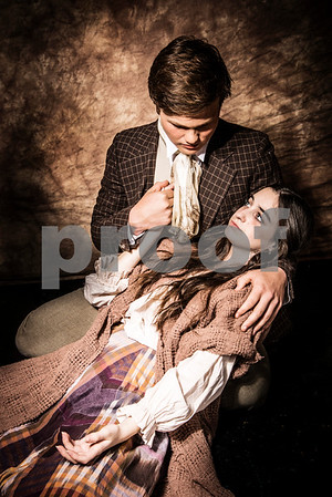 Les Miserables Promo Photos