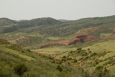 Red Mountain Open Space, CO June 5, 2011