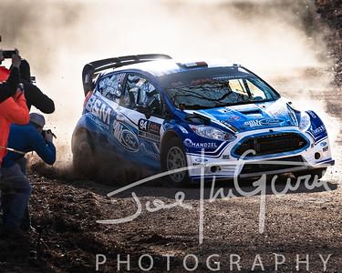 ARA 100 Acre Woods Rally 2019