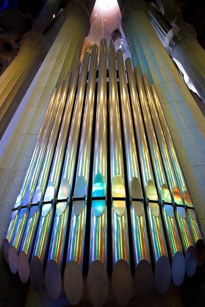 La Sagrada Familia - Organ 1