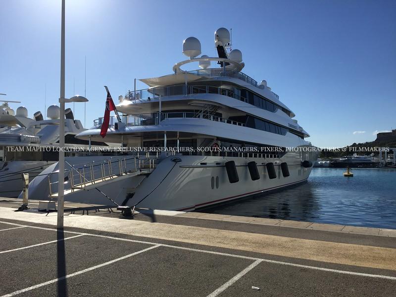 Superyacht industry, Marinas & Moorage   MAPITO Location Agency