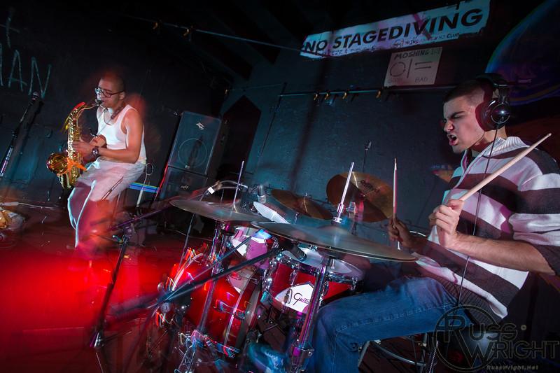Booker Long Duo @ 924 Gilman St, Berkeley, CA. May 2013