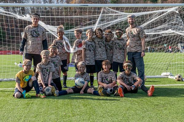 Soccerween Predators 2012