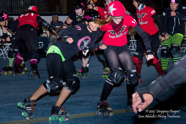 "NAZRD ""Witches"" vs AZRG ""Bats"" 10-2013"