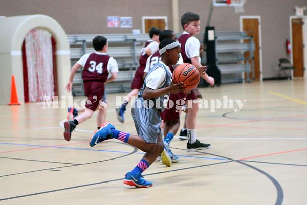 Upward Basketball January 30 ,2016