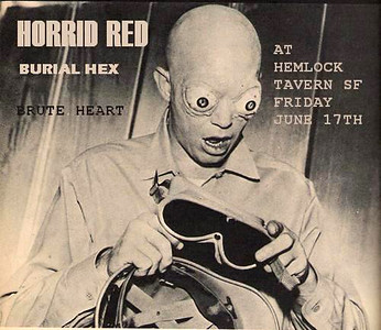 horrid red @ the hemlock 06/17/2011