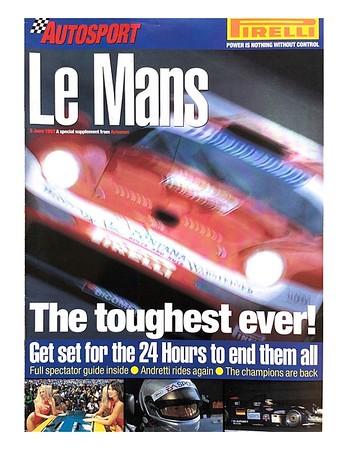 1990 Le Mans 16-17 June