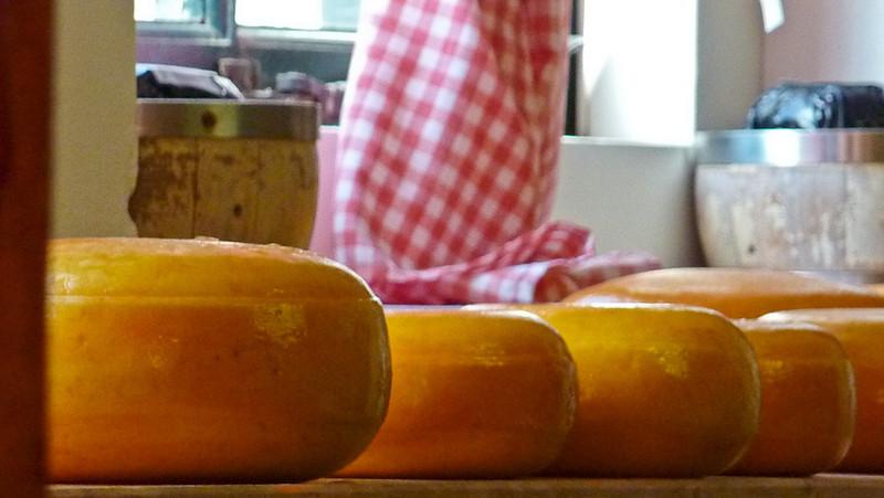 Beautiful cheeses.