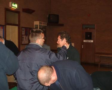 Vince Woodman Talk - 9 Feb 2009