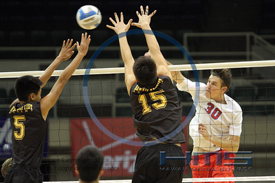 HBA Boys Volleyball - Sea 5-10-14