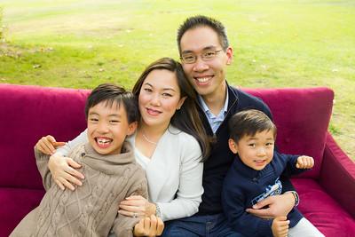 Chou Family 2015