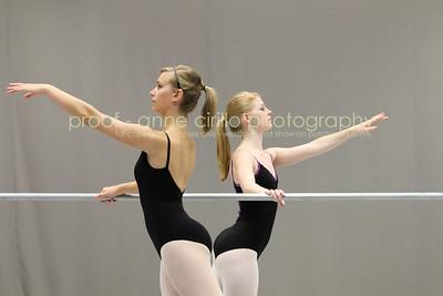 2011 Intensive - modern and ballet