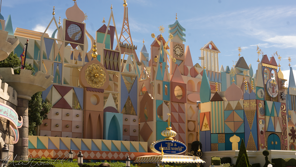 Disneyland Resort, Tokyo Disneyland, Fantasyland, it's a small world, Small World, Small, World