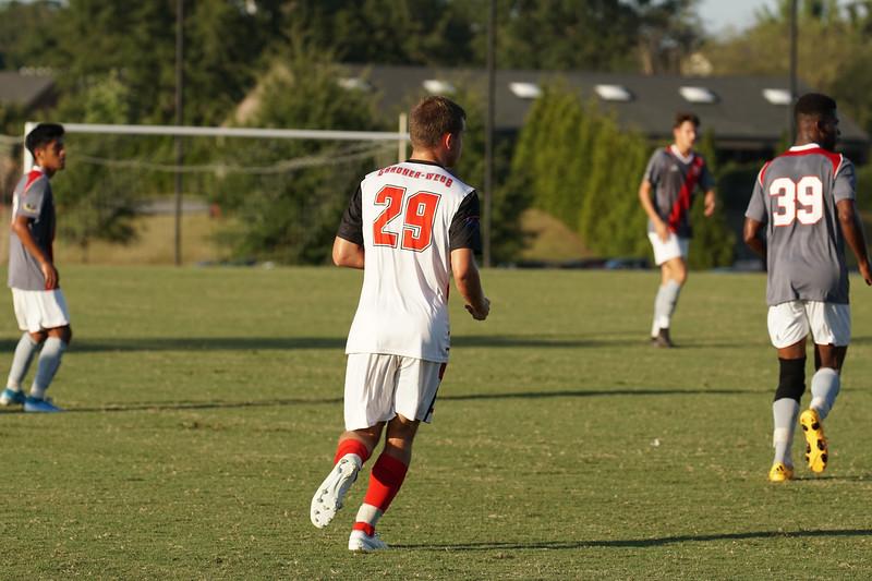 Gardner-Webb University Men's Soccer Reserves takes on Newberry College.