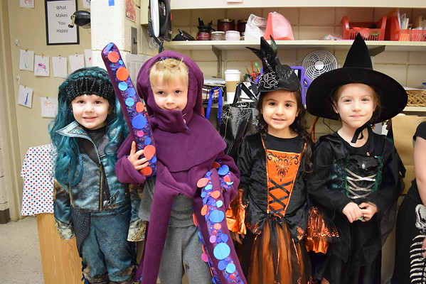 2019 Halloween Celebrations