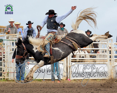 Pilot Butte Rodeo 2013 - Sunday