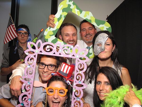 Kristen & Michael Wedding Photo Booth Hidden Video Highlight