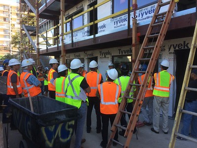 CFS Midrise Jobsite Tour: Residences at Makiki