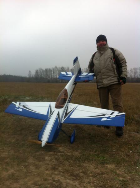 2012-11-25 Velox 70 - Облёт