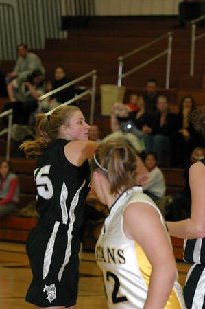 Girls Basketball @ Sycamore
