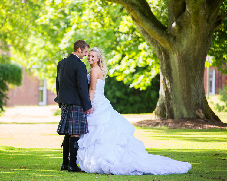 Chrichton Dumfries Wedding