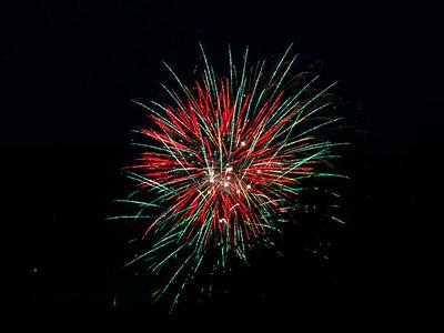 Somerset Fireworks - 2020