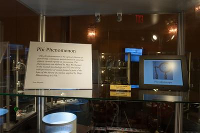 Phi Phenomenon Exhibit