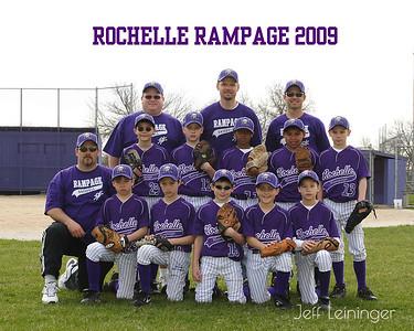 Rochelle Rampage