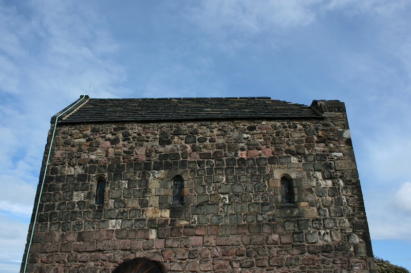 This building, on the grounds of the castle of Edinburgh, dates to the 12th century.