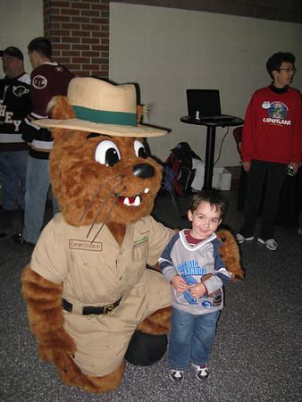 2008 Hershey bears