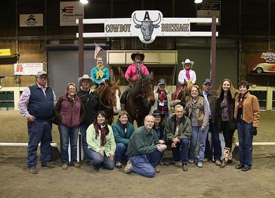 Cowboy Dressage Feb 17, 2013