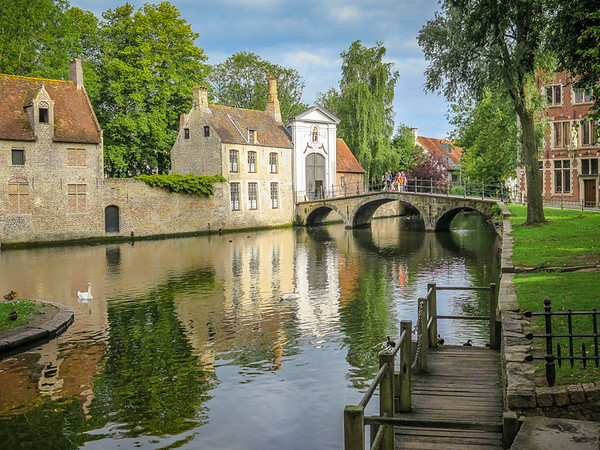 Baltic Cruise Bruges Belgium 2017