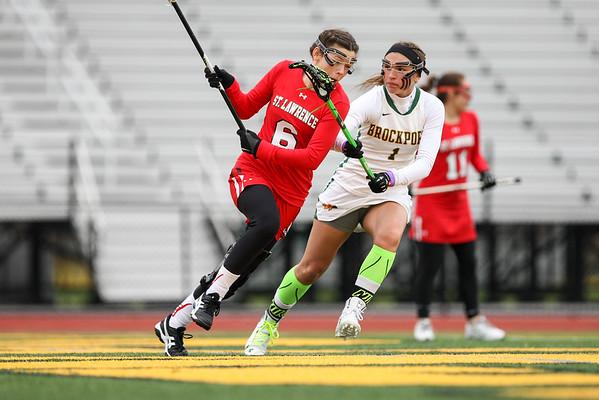 Brockport Women v. St. Lawrence Saints 3-18-16