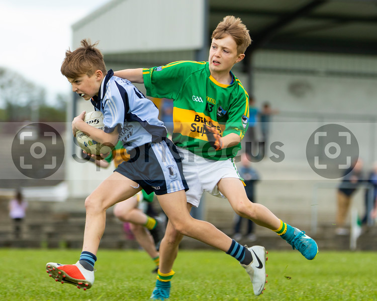 6th May 2019 North Tipperary Under 12 A Football Final Nenagh Eire Og vs Inane Rovers