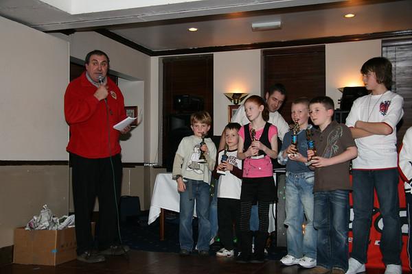 Awards 27th January 2008
