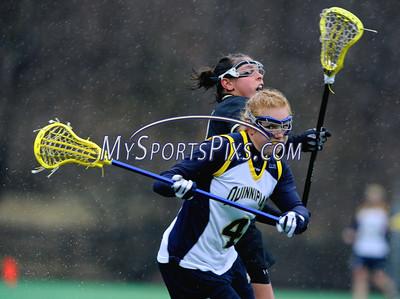 Bryant vs Quinnipiac Women's Lacrosse 3/13/2010