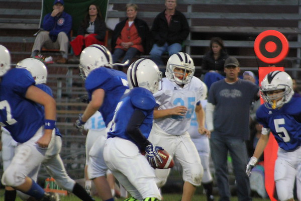YFB Colts vs Lions 9-29-16