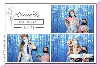 Camille's Bat Mitzvah